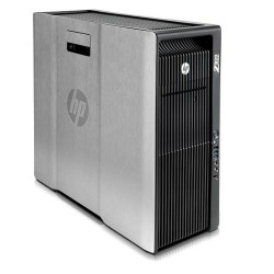 HP z820 2x Xeon E5-2670 32GB 320GB win7 pro