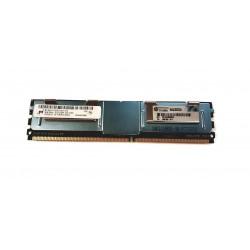 8GB (2 x 4GB) PC2-5300F 5300F DDR2 ECC