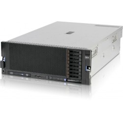 IBM X3850 X5 4X E7-4870 40-core 256GB 4x 300GB M1015 2X PSU