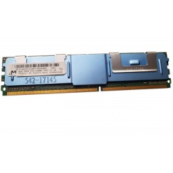 8GB PC2-5300F MT36HTS1G72FY-667A1D4