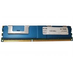 Micron 10600L 64GB 8Rx4 PC3 1333MHz LRDIMM Load REDUCED