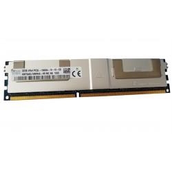SKhynix HMT84GL7AMR4A-H9 32GB 4Rx4 PC3L-10600L