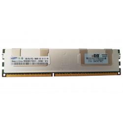 HP Samsung 500203-061 M393B5170EH1-CH9Q1 4GB 2Rx4 PC3-10600R