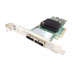 HP H221 LSI SAS9207-8e-HP 6 Gb/s PCIe x8 SAS Controller 638836-001 660087-001