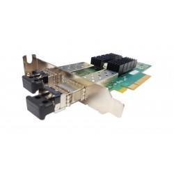 HP 518001-001 516937-B21 455885-001 10GbE G2 Low Profile Dual Port GIBC Mellanox ConnectX