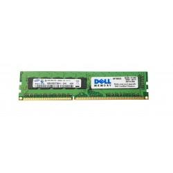 Memory Samsung Dell M391B5273BH1-CH9 4GB PC3-10600E SNPT192HC/4G T110 R210