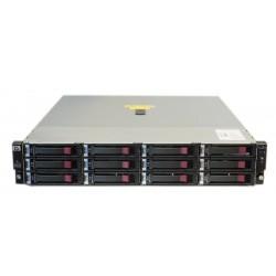 "HP StorageWorks d2600 12x Tray 3,5"" + rails"