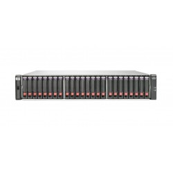 Storage HP MSA2040 2X FC Fibre Channel 16Gbit C8R09A SFF 2X power supply