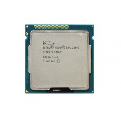 Intel Xeon E3-1230 V2 3.30 GHz 3.70 GHz 8MB Intel Smart Cache 69W
