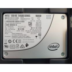 SSD 960GB INTEL S4500 SSDSC2KB960G7P HP 877013-003