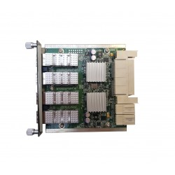 Dell PowerConnect M8024 SFP+ N805D 0N805D 10GbE 10Gbps Quad Port Uplink Module