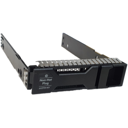 "Tray Caddy HP 652998-001 3.5"" non hot swap Plug Frame Hard Disc ProLiant Gen8 G8 LFF SAS SATA"