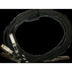 DAC Cabble 5M CISCO QSFP-4SFP10G-CU5M 37-1321-04