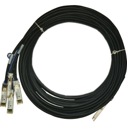 DAC Cabble 5M CISCO QSFP-4SFP10G-CU5M 37-1321-02