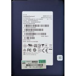 """New SSD HPE 480GB 2,5"""" 6Gbit SATA RI SFF SC MV P18422-B21"""