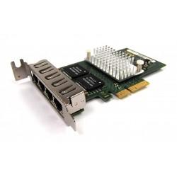 Fujitsu D2745-A11 FS Quad Port Low 4 x 10/100/1000