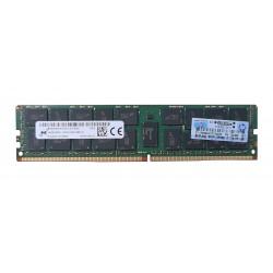 Memory RAM Micron 16GB 2Rx4 PC4-2133P MTA36ASF2G72PZ HP 752369-081 774172-001