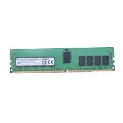 Memory RAM Micron 16GB 2Rx8 PC4-2400T MTA18ASF2G72PDZ-2G3B1IK