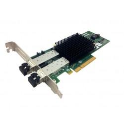 Emulex LPe 12002 Dual Port 8Gb Fibre Channel HBA Fujitsu Siemens FS low