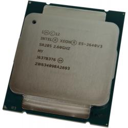 ntel Xeon E5-2640 V3 SR205 2,6-3,4 GHz LGA2011-3