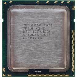 Intel Xeon E5620 SLBV4 2,4-2,66GHz LGA1366
