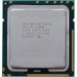 Intel Xeon L5640 SLBV8 2,26-2,8GHz LGA1366