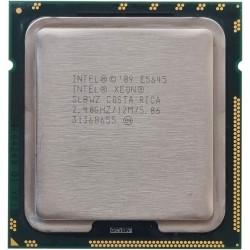 Intel Xeon E5645 2.40 GHz 2.67 GHz 12 MB Intel Smart Cache 80 W FCLGA1366