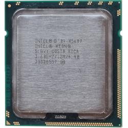 Intel Xeon X5687 3.60 GHz 3.86 GHz 12 MB Intel Smart Cache 130 W FCLGA1366