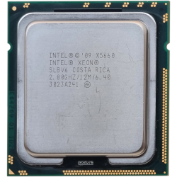 Intel Xeon X5660 SLBV6 2,8-3,2 GHz LGA1366