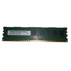 Memory Micron 8GB 2Rx8 PC3L-12800E MT18KSF1G72AZ-1G6E1ZE 1G6E1ZG